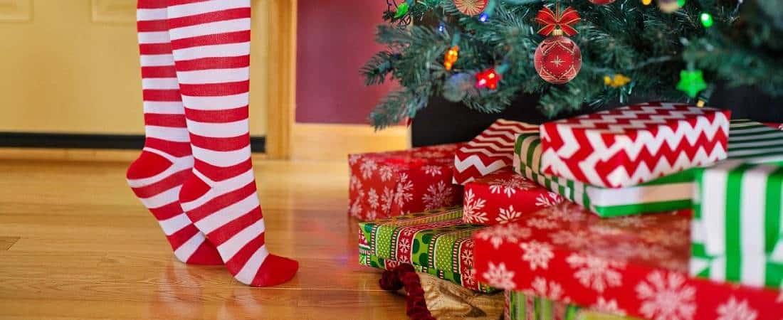 Julehandlen kan være tung for din økonomi – hold øje med din netbank